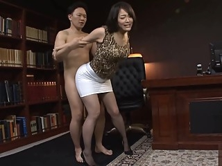 Japanese Office Slut Fucked Hard asian