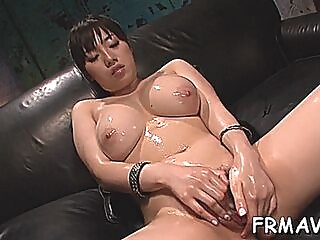 Staggering busty japanese azusa nagasawa getting penetrated big tits