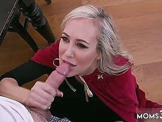 Charlotte milf anal first time Halloween Special With A Threesome big cock