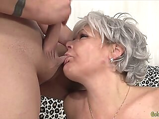 GoldenSlut - Older Ladies Show off Their Cock Sucking Skills Compilation 19 big tits