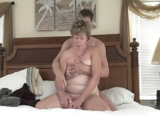 Wife Fucked and Hubby_s Friend is Filming Her Orgasm squirt