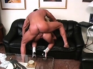 Voyeur Blonde MILF Jodi West ass