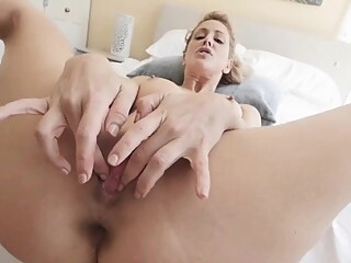 Love creampie milf business xxx Cherie Deville in big boobs