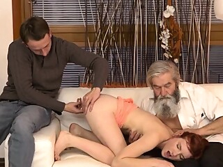 Old shows young Unexpected practice with an older fingering
