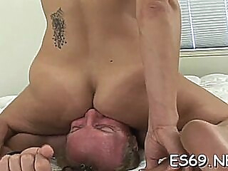 Astonishing floosy cannot get enough of sex shaved